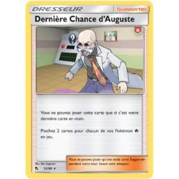 Dernière chance d'Auguste...