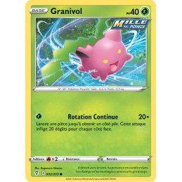 Granivol 002/203 PV40 Carte...