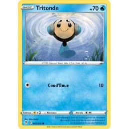 Tritonde 042/203 PV310 Carte Pokémon™ Ultra rare Neuve VF