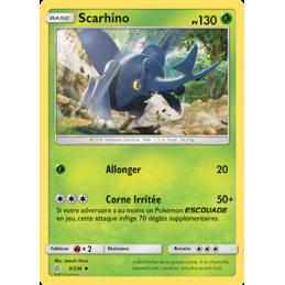 Scarhino 9/236 PV130 Carte...