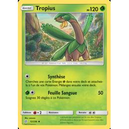 Tropius 12/236 PV120 Carte...