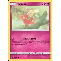 Flabébé 150/236 PV40 Carte Pokémon™ commune VF