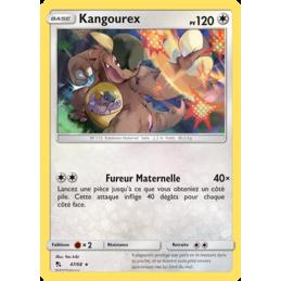 Kangourex 47/68 PV120 Carte...