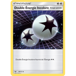 Double Energie Incolore...