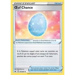 Œuf Chance 167/202 Carte...