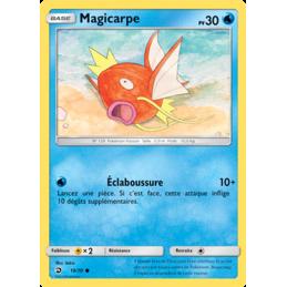 Magicarpe 19/70 PV30 Carte...