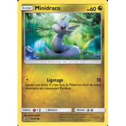 Minidraco 34/70 PV60 Carte...