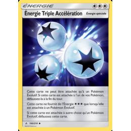 Énergie Triple Accélération...