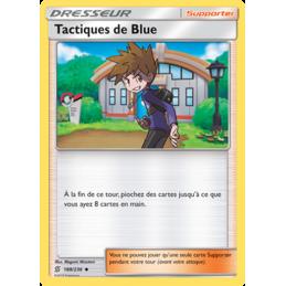 Tactiques de Blue 188/236...