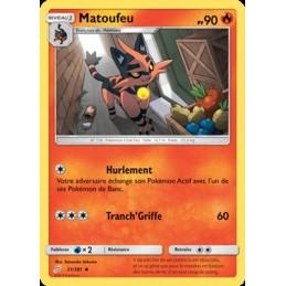 Matoufeu 21/181 PV90 Carte...