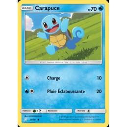 Carapuce 23/181 PV70 Carte...