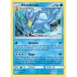 Akwakwak 27/181 PV110 Carte...