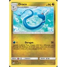 Draco 118/181 PV90 Carte...