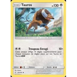 Tauros 129/181 PV130 Carte...