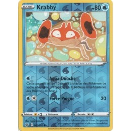 Krabby 42/202 PV80 Carte...