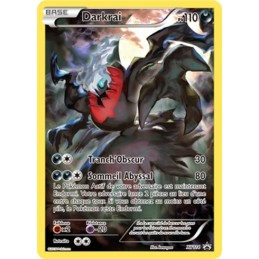 Darkrai XY114 Carte Pokémon™ commune Holo Full Art neuve VF