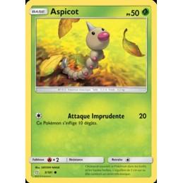 Aspicot 3/181 PV50 Carte...