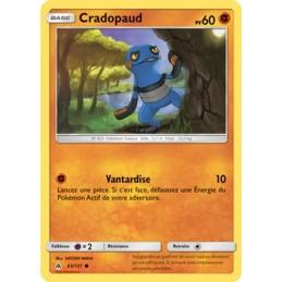 Cradopaud 63/131 PV60 Carte commune neuve VF