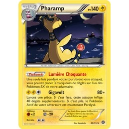 Pharamp 40/114 PV140 Carte rare neuve VF
