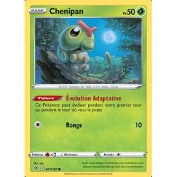 Chenipan 1/192 PV50 Carte...