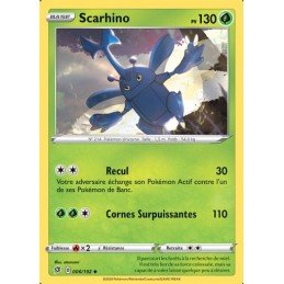 Scarhino 6/192 PV80 Carte...