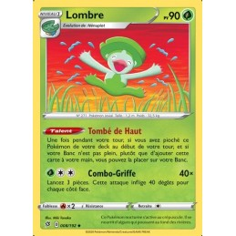 Lombre 8/192 PV90 Carte peu...