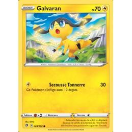Galvaran 63/192 PV70 Carte...