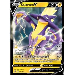 Salarsen V 70/192 PV210 Carte Pokémon™ ultra rare Neuve VF