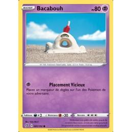 Bacabouh 81/192 PV80 Carte...