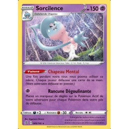 Sorcilence 85/192 PV150 Carte rare holo Neuve VF