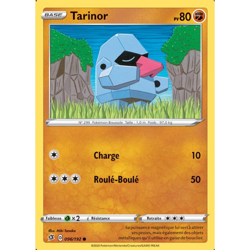 Tarinor 96/192 PV80 Carte commune Neuve VF