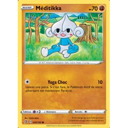 Méditikka 97/192 PV70 Carte...