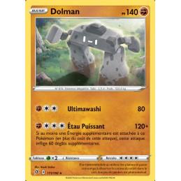 Dolman 111/192 PV140 Carte...
