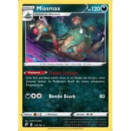 Miasmax 118/192 PV120 Carte...