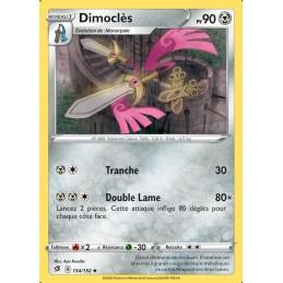 Dimoclès 134/192 PV90 Carte...