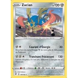 Zacian 139/192 PV120 Carte...