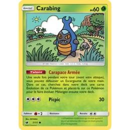 Carabing 7/111 PV60 Carte...