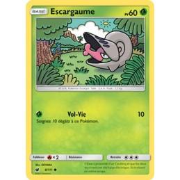 Escargaume 8/111 PV60 Carte...