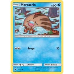 Marcacrin 19/111 PV60 Carte...