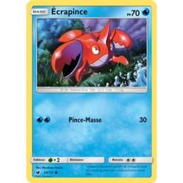 Ecrapince 24/111 PV70 Carte...
