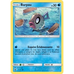 Barpau 26/111 PV30 Carte...