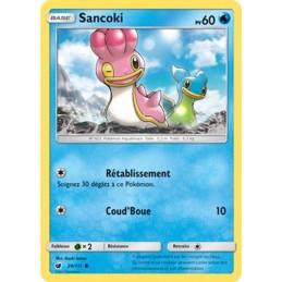 Sancoki 29/111 PV60 Carte...
