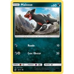 Malosse 58/111 PV60 Carte...