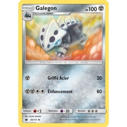 Galeçon 66/111 PV100 Carte...