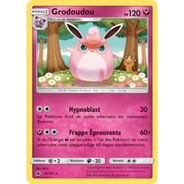 Grodoudou 72/111 PV120 Carte rare Neuve VF