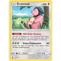 Ecrémeuh 78/111 PV100 Carte...