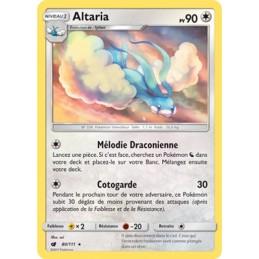 Altaria 80/111 PV90 Carte...