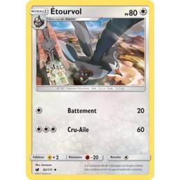 Etourvol 82/111 PV80 Carte...