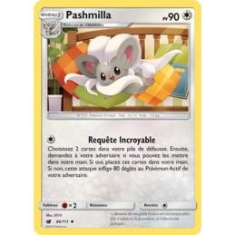 Pashmilla 86/111 PV90 Carte...