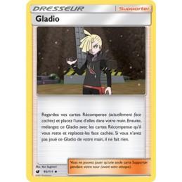 Gladio 95/111 Carte...